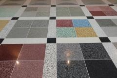 Mosaico Pisobrás